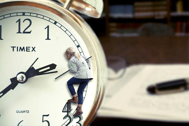 業務時間の短縮化