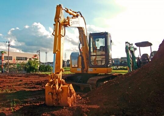 土木工事業イメージ