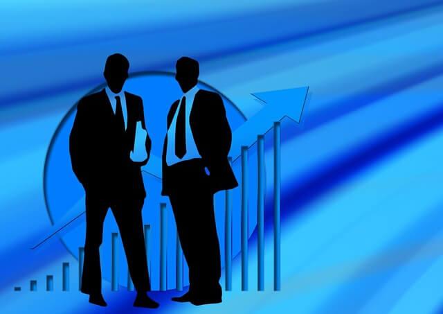 満足度アップを目指すビジネスマンたち
